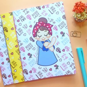 Caderno Brochura (Journal)