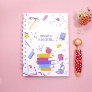 Caderno de Planos de aula