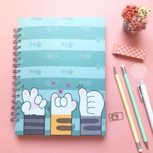 Caderno Colegial – Coleção Fun