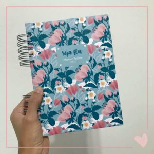 Planner Realize 2020 – semestral