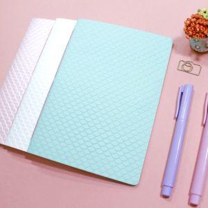 Caderno Sereia – Brochura