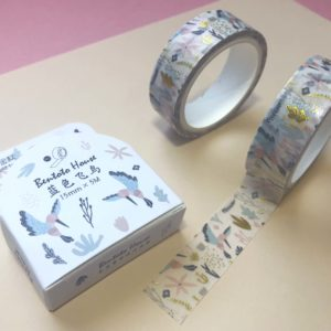 Washi Tape Natureza – com foil